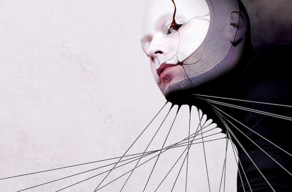 Surreal: Inspiration, Photos Manipulation, Karina Marandjian, Obsession, Digital Artworks, Photomanipul, Creative Photoshop, Creepy Photos, Black