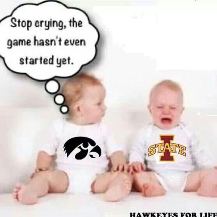 Hawkeyes and Cyclones