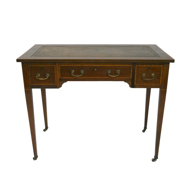 Antique French Desk made by Maple & Co in Paris