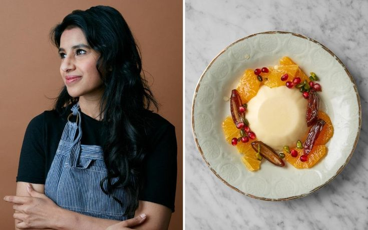 Ravinder Bhogal's restaurant, Jikoni, opened in london just eight months ago, but I'd bet she doesn't get much of a chance to dwell on how fast that time has gone.