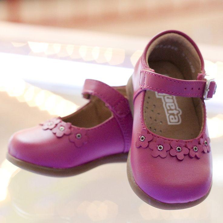 Boni Chloé Baby-zapatillas para niña, Negro (negro), 32