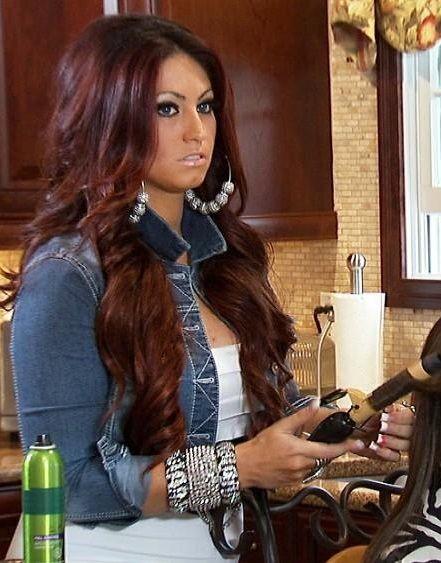 Proof hairstylist always have good looking hair ;)