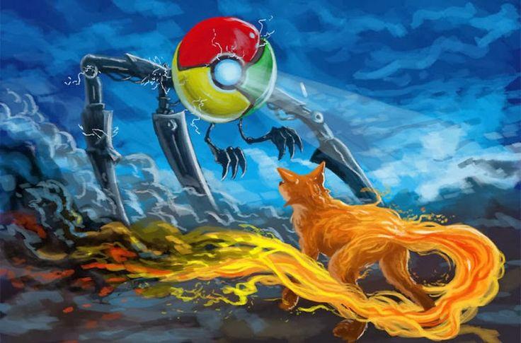 Por que tantas pessoas estão abandonando o Chrome e voltando ao Firefox? | Terminal Root :: Blog Linux , Shell Script , Notícias e Tecnologia em geral!
