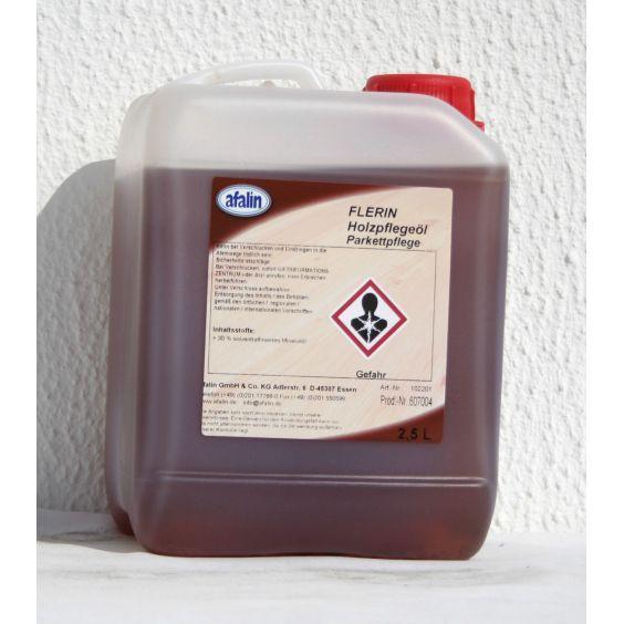 Afalin Flerin Holzpflegeöl Parkettpflege 2,5 Liter