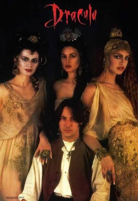 DraculaDracula 1992, Monica Bellucci, Dracula Brides, Bram Stoker Vampires, Bram Stoker Dracula, Favorite Movie, The Brides, Vampires Brides, Keanu Reeves
