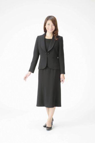 Amazon.co.jp: (マーガレット)marguerite 4-977 ブラックフォーマル レディース アンサンブル 礼服: 服&ファッション小物