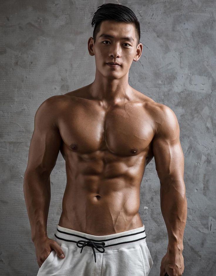 Pin on Bodybuilder / Alex Oda