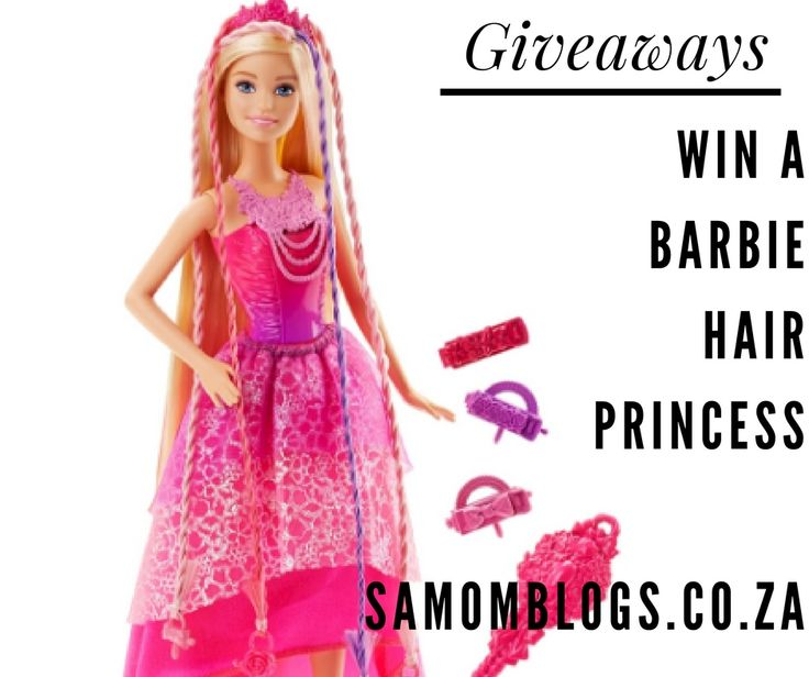 If you have a kid that loves to brush their doll's hair then this Barbie Hair…