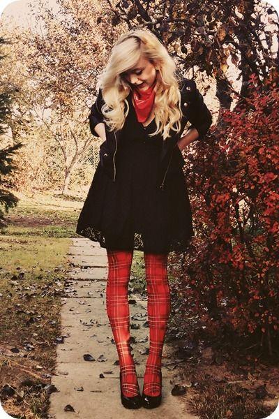 I love tights!!
