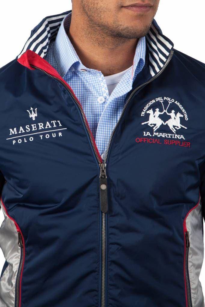 771d03ecf La Martina ® Maserati Jacket