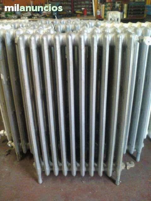 Radiadores de hierro fundido antiguos good radiadores for Radiadores de acero roca