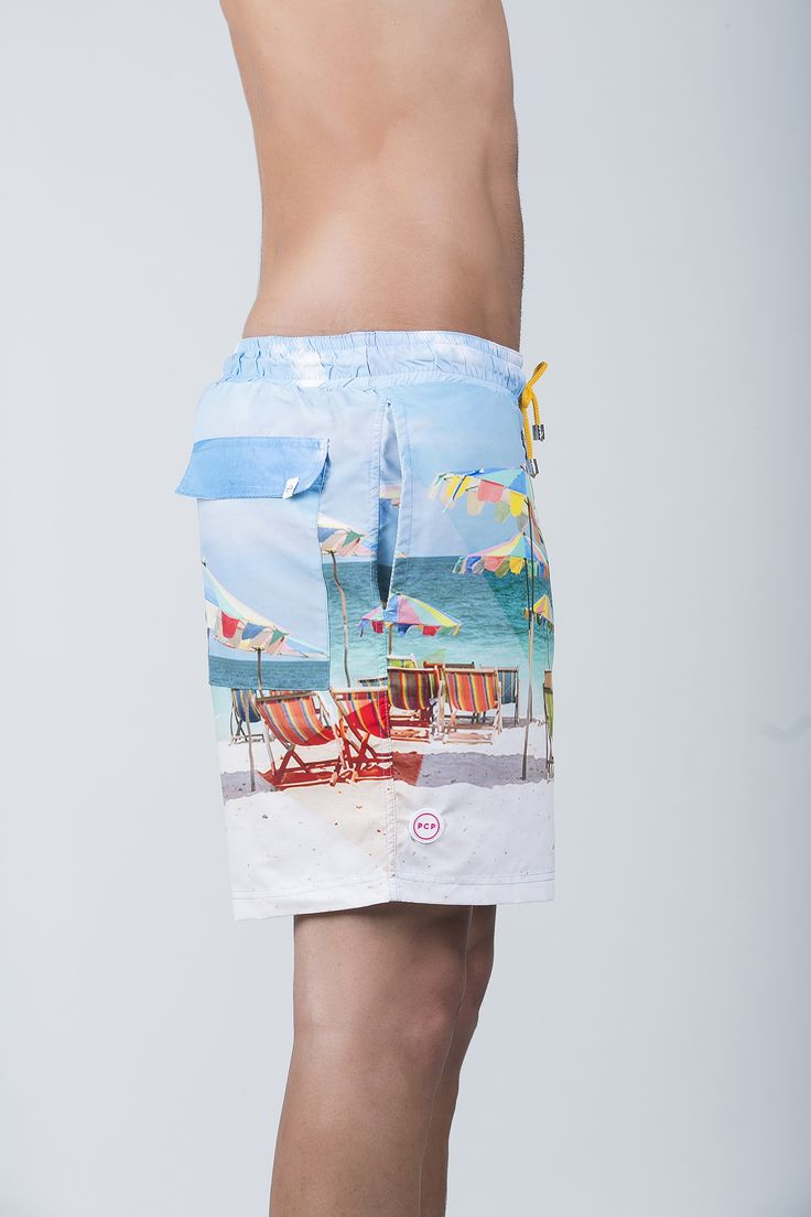"""The """"Chill days"""" limited edition boardshorts #pcpclothing"""