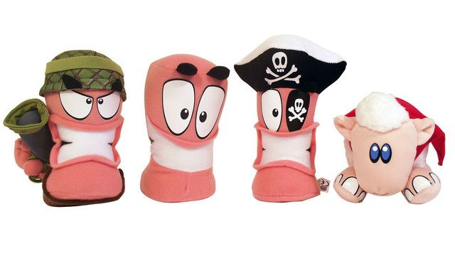 Team17 has just launched a new line of plushies based on one of the most adorable war game franchises ever, Worms.