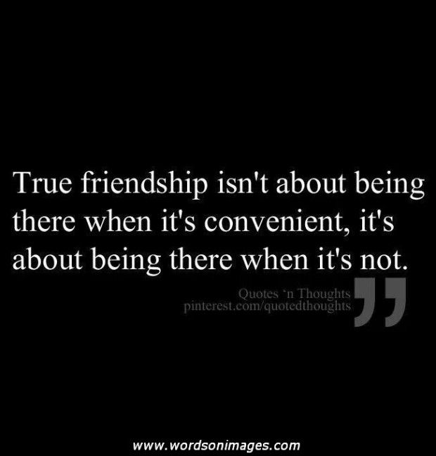 Friendship loyalty quotes