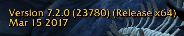 7.2 PTR - Build 23780 Marked As Release Candidate