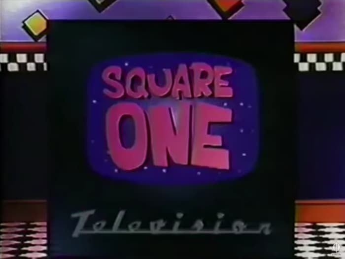 The 80s Pbs Show Square One Made It Cool To Love Math Love Math Kids Television Kids Shows