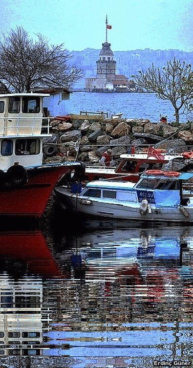 #istanbul #kızkulesi