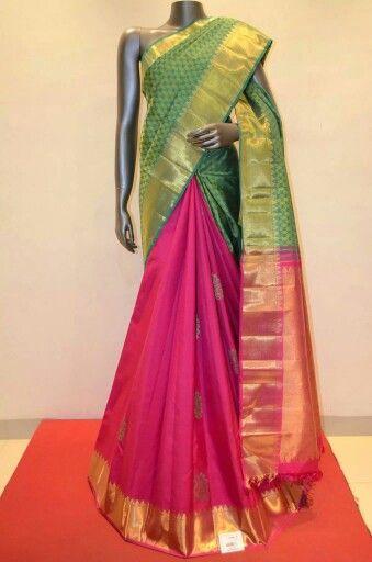 Kancheepuram Patli Silk