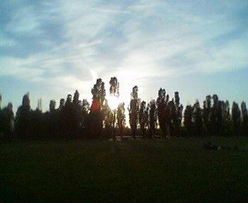 Parco Nord Milan Italy