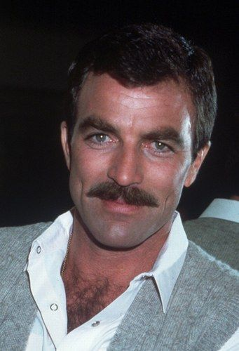 Oh you know he had to be in this board!Tom Selleck