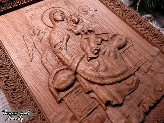 Icon of the Mother of God wood Holy Mary wood Wooden icon Wood #woodenicon #woodcarvings #religiouswood #christmaswood #engravedwood #religiousgift #iconsofsaints #nativitywood #catholicswood #orthodoxwood #easterwood #icon #carvings #religious #christmas #engraved #gift #saints #nativity #catholics #orthodox #easter