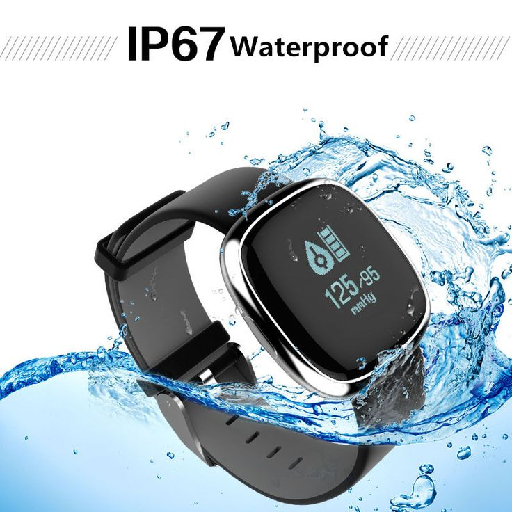 Fashion Elderly Waterproof Smart Watch for Parents Gift Heart Rate Blood Pressure Monitor Health Smart Watch Fitness Tracker GPS #Affiliate