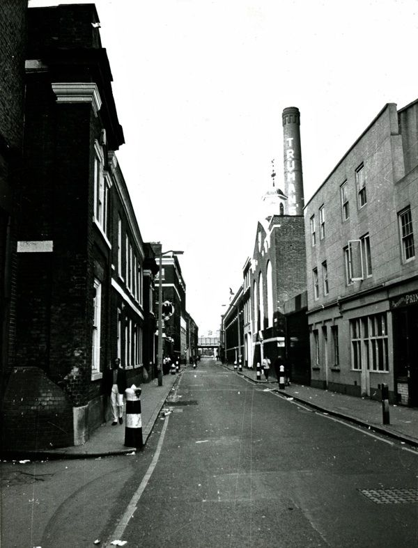 Truman Brewery, Brick Lane, c. 1973