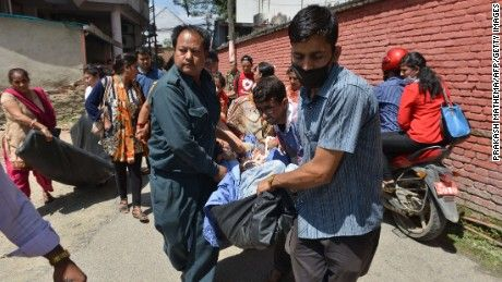 A magnitude-7.3 earthquake convulsed the traumatized nation of Nepal on Tuesday, killing at least 66 people in India and China as well as Nepal.