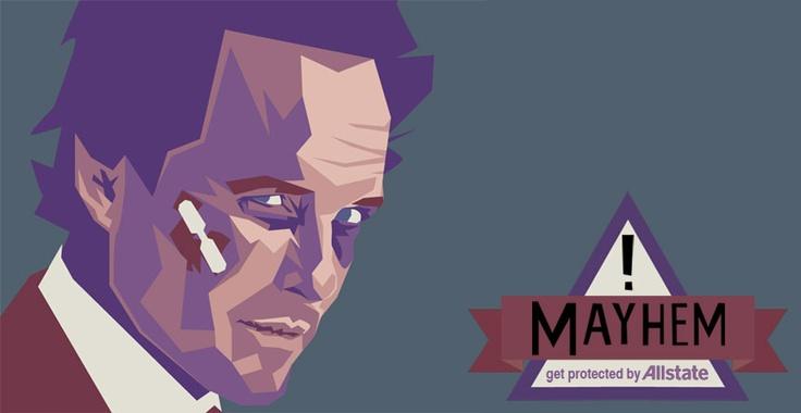 Mock ad for Mayhem/Allstate ;)