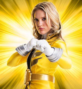 Power Rangers Super Megaforce - Gia Moran