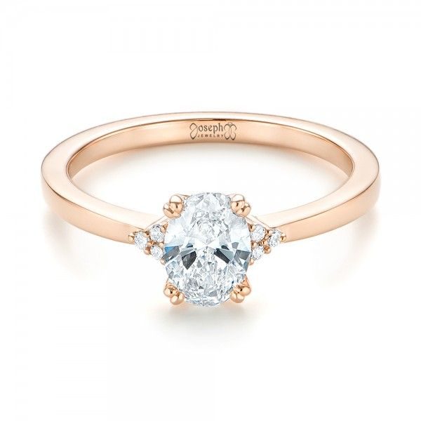 30 Elegant Rose Gold Engagement Rings Design Your Own