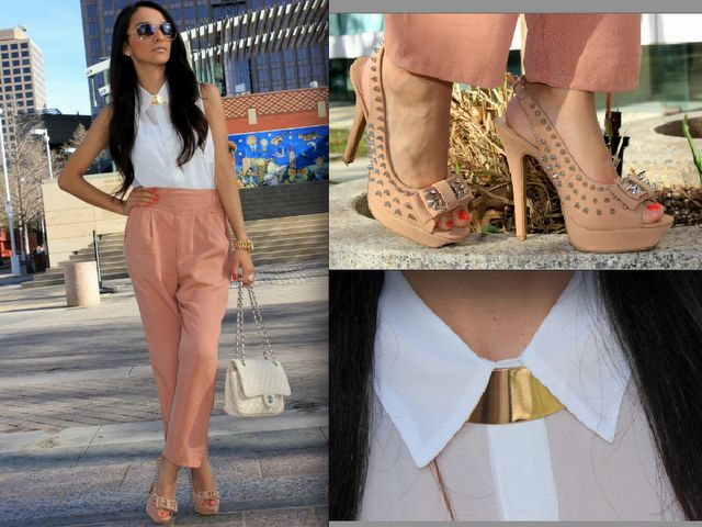Kinda like it!Favorite Style, Fashion Fade, Fashion Fwd, Style Bloggers, Summer Style, Necklaces Forever21, Charlotte Russe, Fashion 12, Work Outfit