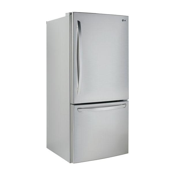 Lg Appliances 22 1 Cubic Ft Stainless Steel Bottom Freezer Drawer
