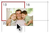 Shutterfly birthday calendar