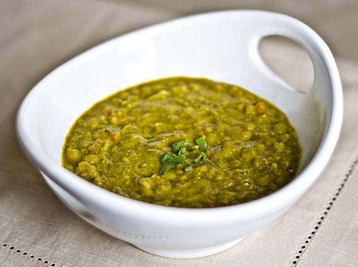 Curried Lentil Soup on Erin's Food Files | Lentils | Pinterest