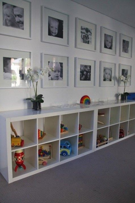 ComfyDwelling.com » Blog Archive » 50 Smart Ways To Display Your Photos On The Walls