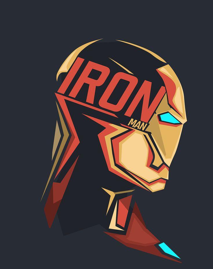 Captain America: Civil War - Team Iron Man - Bosslogic