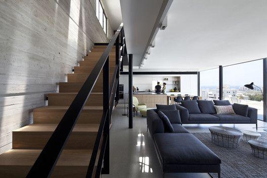 Y Duplex Penthouse,© Amit Geron