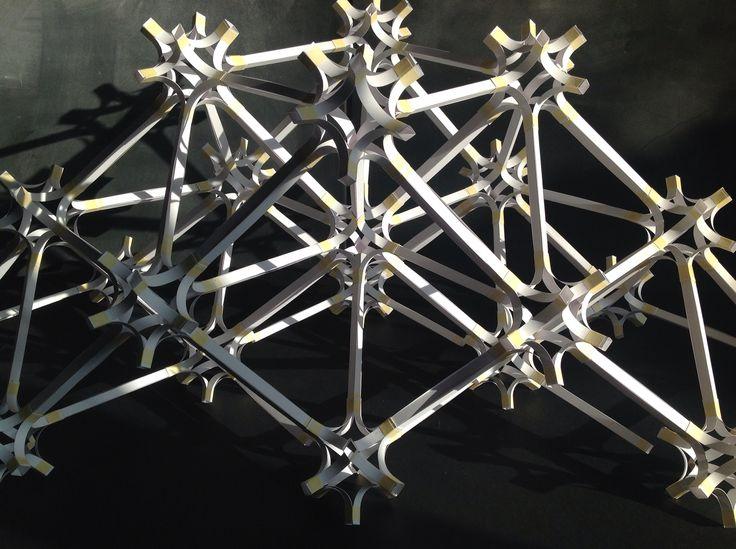 Periodic lattice - octet