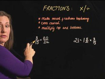 Knowing when to flip your fractions (7). Want some tips on how to multiply and divide fractions? Try these simple steps when multiplying fractions.