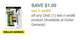 Wet 'N Wild Coupon = Free Cosmetics! - Southern Savers :: Southern Savers