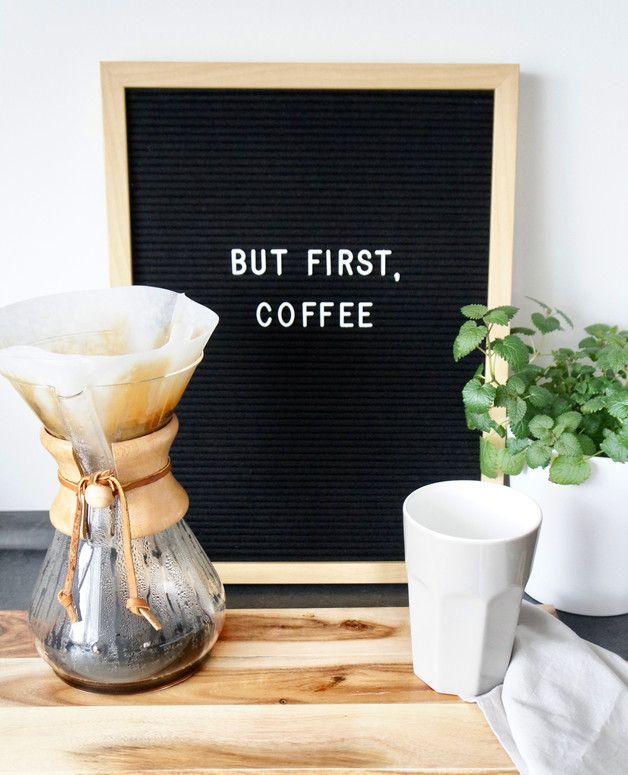 Die besten 25+ Aber zuerst kaffee Ideen auf Pinterest - deko f r die k che