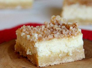 Cheesecake Sugar Cookie Bars
