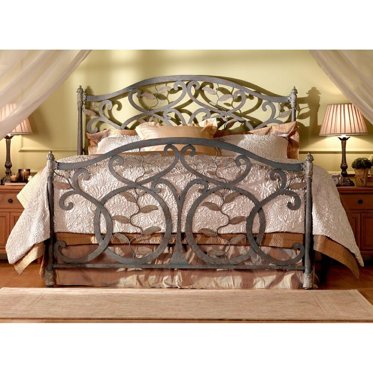 laurel bed by wesley allen iron beds bedroom furniture california king