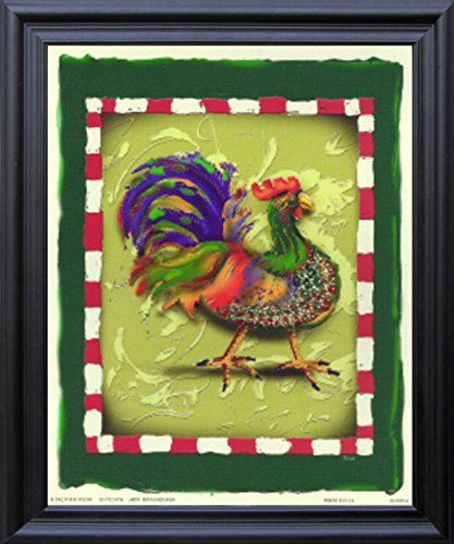 25 best Framed Rooster Wall Art Pictures images on Pinterest | Wall ...