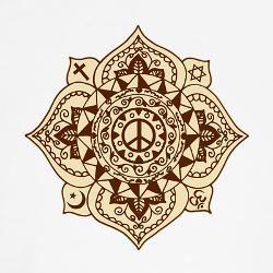 coexist tattoo | henna_coexist_mandala_tshirt.jpg?color=White&height=250&width=250 ...
