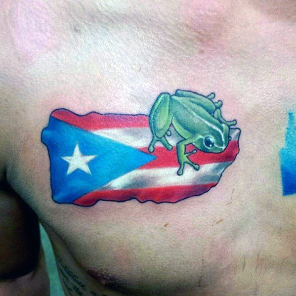 50 Puerto Rican Flag Tattoo Ideas For Men Puerto Rico Designs Puerto Rican Flag Flag Tattoo Tattoos
