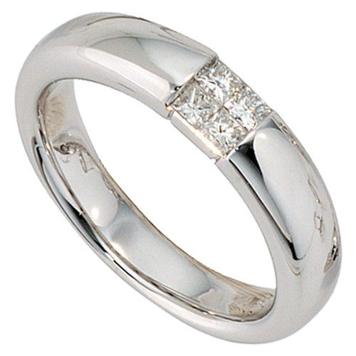 JOBO Damen-Ring 585 Gold Weißgold 4 Diamanten 0,24ct.Prinzess-Schliff Größe 54 Jobo http://www.amazon.de/dp/B00E8D05GY/ref=cm_sw_r_pi_dp_yHM6tb05MZ7RD