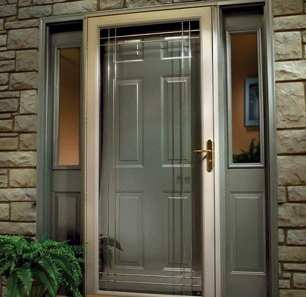 gambar desain kusen pintu - photo #17