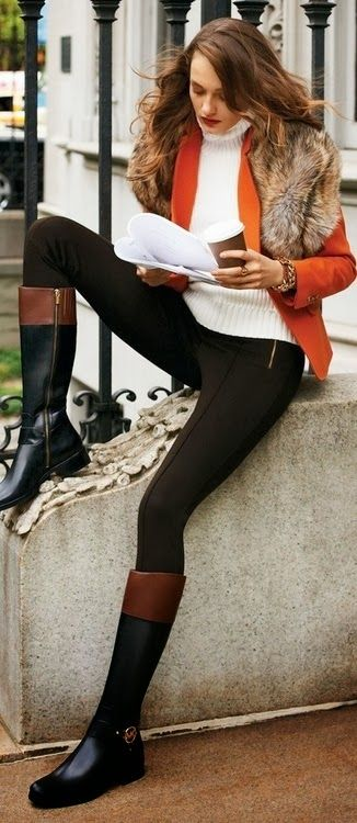 Cosmopolitan Women: What to wear this fall winter 2014 - main trends